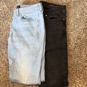 Men's PACSUN  Skinny Jeans (2 pairs) 31x32